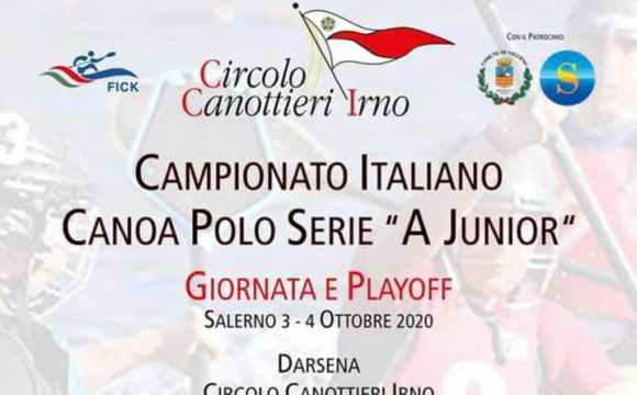 Campionato Italiano Canoa Polo Serie A Junior