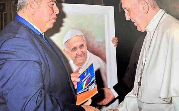 Humanitas, il 'Giovanni Paolo II' al presidente Roberto Schiavone di Favignana
